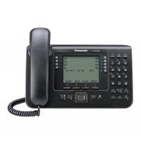 IP телефон Panasonic KX-NT560, черный