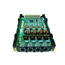 LCOT4 - 4-портовая плата аналоговых внешних линий для АТС Panasonic KX-TDA30