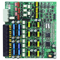 Плата абонентских линий на 3 внешних линий и 8 внутренних линий, CHB308 для ipLDK-60