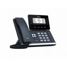 SIP телефон Yealink SIP-T53W, 12 аккаунтов, USB, Bluetooth, Wi-Fi, GigE, без БП