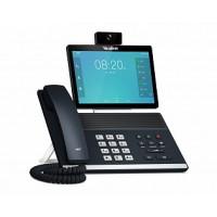 SIP видеотелефон Yealink VP59, видеотерминал, Android, Wi-Fi, Bluetooth, HDMI, с камерой, без БП