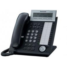 Системный телефон Panasonic KX-DT343, черный