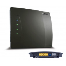 ip DECT АТС iPECS SBG-1000: 3гор, 12внутр, router, switch8, 4poe, DECT-база, wifi-AP, VM 4ch. 240min