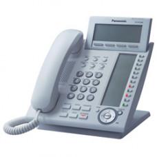 IP телефон Panasonic KX-NT366, белый
