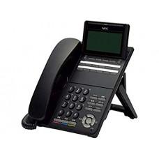 Цифровой системный телефон NEC DTK-12D-3P(BK)TEL, DT530 - 12 клавиш, черный