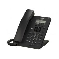 Проводной VoIP SIP-телефон Panasonic KX-HDV100, с БП, черный