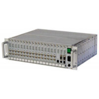Многоканальный GSM Шлюз 2N StarGate ISDN PRI, шасси 19