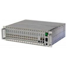 Многоканальный GSM Шлюз 2N StarGate VoIP (SIP), базовый блок, монтируемый в19