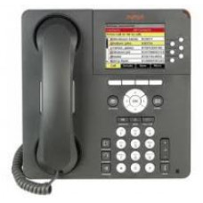 IP телефон Avaya 9640G, черный (IP PHONE 9640G GRY)