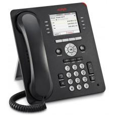 IP телефон Avaya 9611G, черный