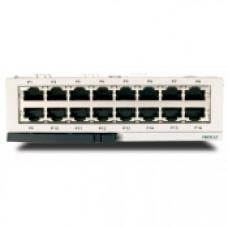 б\у плата 16SLI2, 16 аналоговых абонентов для OfficeServ7100, 7200, 7400