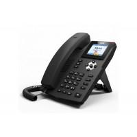 IP телефон Fanvil X3SP,2 SIP-аккаунта, HD-звук, цветной дисплей, поддержка РОЕ, с БП