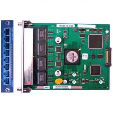 Карта 8-портового гигабитного коммутатора CD-ETIA