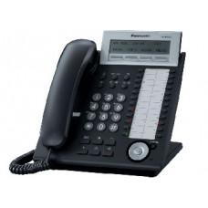 Системный телефон Panasonic KX-DT333, черный