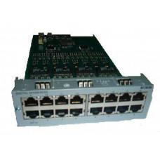 Плата 16 аналоговых внутренних портов, SLI16-2 для Alcatel-Lucent OmniPCX