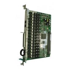 16-портовая плата аналоговых внутренних линий с ф-й MW (EMSLC16) для KX-TDA600\KX-TDE600
