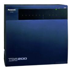 АТС Panasonic KX-TDA200, Основной блок