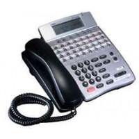 Телефон DTR-32D-1 (BK)  32 доп. кнопоки, 3-х стр. дисплей.