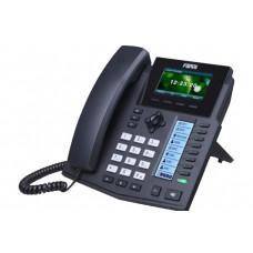 IP телефон Fanvil X5S, 6 SIP-аккаунтов, HD-звук, цветной дисплей 3.5