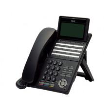Цифровой системный телефон NEC DTK-24D-3P(BK)TEL, DT530 - 24 клавиши, черный