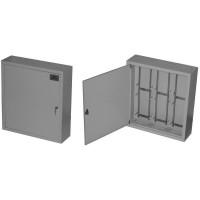 Шкаф настенный телефонный на 600 пар (крепление на штанги) LSA-PROFIL ШРН 600