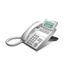 Системный телефон NEC DTL-12D, белый