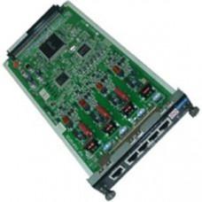 LCOT4 - 4-портовая плата аналоговых внешних линий для АТС Panasonic KX-NCP