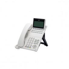 Цифровой системный телефон NEC DTK-12D-3P(WH)TEL, DT530 - 12 клавиш, белый