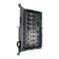 16-портовая плата аналоговых внешних линий с Caller ID (ELCOT16) для KX-TDE600\KX-NS1000