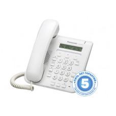 IP телефон Panasonic KX-NT511А, белый