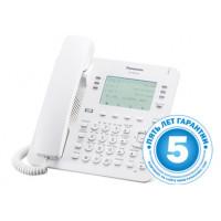 IP телефон Panasonic KX-NT630, белый