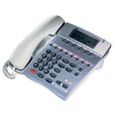 Телефон DTR-8D-1R (WH)   8 доп. кнопок, 3-х стр. дисплей, руссиф.