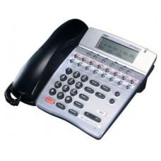 Телефон DTR-16D-2 (BK)   16 доп. кнопок, 3-х стр. дисплей.