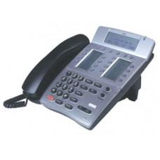 Телефон DTR-16LD-1 (WH)   16 доп. кнопок, 3-х стр. дисплей, 2 доп. дисплея.