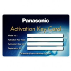 Ключ активации на 10 внутренних SIP-абонентов (5 SIP Extension) для KX-NS