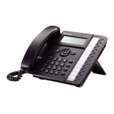 IP Телефон Ericsson-LG LIP-8024E, черный