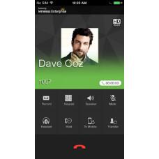 Ключ активации приложения Samsung WE VoIP клиента под iOS для OfficeServ