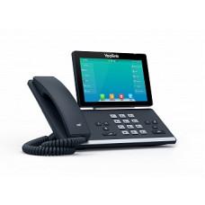 SIP телефон Yealink SIP-T57W, Цветной сенсорный экран, Wi-Fi, Bluetooth, GigE, без видео, без БП