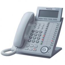 IP телефон Panasonic KX-NT346, белый