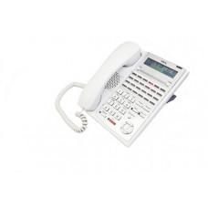 Системный телефон IP4WW-24TXH-A-TEL (WH) для АТС NEC SL1000, 24  клавиш, белый