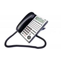 IP телефон IP4WW-24TIXH-C-TEL (BK) для АТС NEC SL1000, 24  клавиш, черный