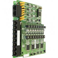 Плата CS416, 4 внешние линии, 16 аналоговых внутренних абонентов для АТС eMG80