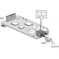 Плата PRIU, интерфейс ISDN PRI для АТС eMG80