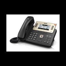 SIP телефон Yealink SIP-T27G, 6 линий, BLF, PoE,GigE