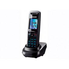 Дополнительная трубка KX-TGA840RU для DECT телефонов Panasonic, титан