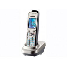 Дополнительная трубка KX-TGA840RU для DECT телефонов Panasonic, золото