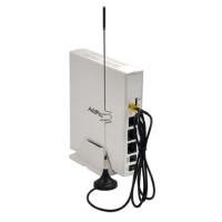 VoIP-GSM шлюз AddPac AP-GS1001C, 1 GSM канал, SIP&H.323, CallBack, SMS, 1FXO порт