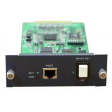 Модуль 1 порт E1/T1 для VoIP-шлюзов, GSM-шлюзов, IP-АТС Addpac