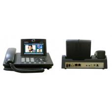 Видео телефон — VP120 4,3'', 2x10/100 Mbps, Video In/Out (композитный RCA, S-Video), аудиовход и вых