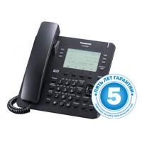 IP телефон Panasonic KX-NT630, черный
